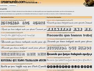 Creamundo.com - fuentes tipográficas gratis para descargar