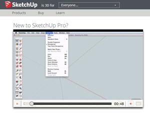 Aprende a utilizar Sketchup Pro como un ninja del diseño 3D