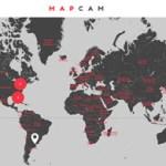MapCam, videochat online gratuito para conocer gente de todo el mundo