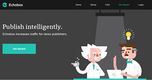 Echobox, herramiena web de análisis para Facebook y Twitter
