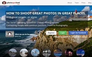 PhotoSpotLand, una red social para fotógrafos de todos los niveles