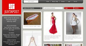 Juxtapost es una alternativa a Pinterest que lleva unos años online, y que se mantiene con muy buen apoyo de los internautas.