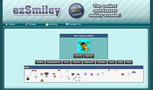 ezSmiley - crear emoticones desde cero