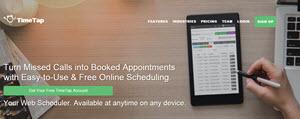 TimeTap - agenda virtual online para interactuar con tus clientes