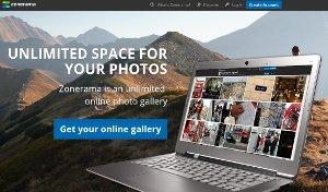 Zonerama - espacio online para guardar nuestras fotos y compartirlas