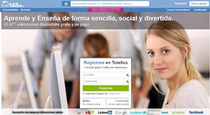 Tutellus - plataforma de enseñanza y aprendizaje online