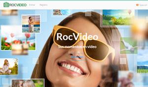 Rocvideo - 49 GB de espacio de almacenamiento para tus videos