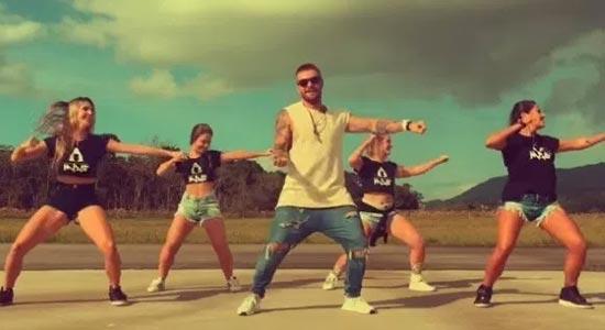 Coreografia de como dançar Despacito