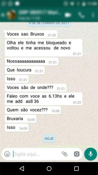 Guia da Reconquista Perfeita: depoimento whatsapp