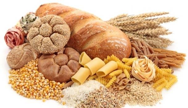 Carboidratos: pães e massas