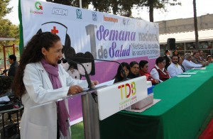 Primera Semana Nacional de Salud  (2)