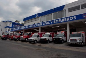 Ambulancias y Bomberos