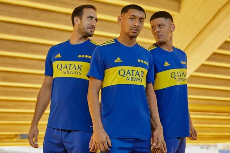 Boca presenta una nueva camiseta titular inspirada en el Metropolitano de 1981