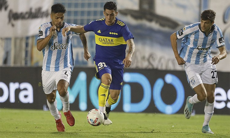 Boca se hizo fuerte en Tucumán