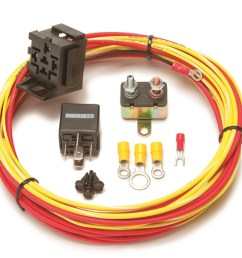 painless 50102 electric fuel pump relay kit [ 1500 x 1140 Pixel ]