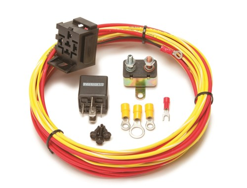 small resolution of painless 50102 electric fuel pump relay kit