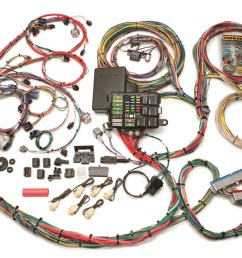 painless 60617 1999 05 gm gen iii 4 8 5 3 6 0l efi chassis harness manual throttle [ 1500 x 1049 Pixel ]
