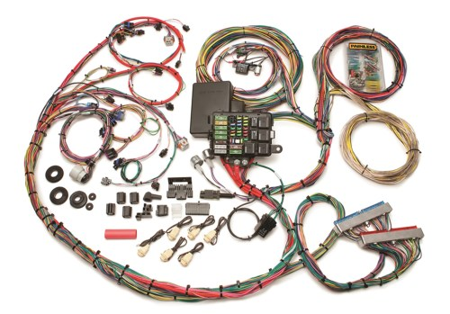 small resolution of painless 60617 1999 05 gm gen iii 4 8 5 3 6 0l efi chassis harness manual throttle