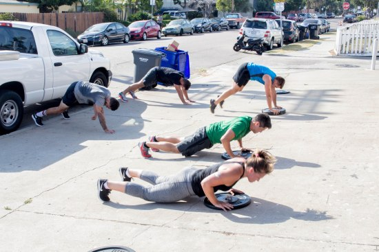 Performance360 Best Gym in Pacific Beach Shred Class Schedule