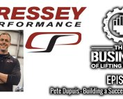 The Business of Lifting Weights Episode 29 Pete Dupuis Building a Successful Gym Niche
