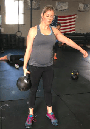 Can I Still Lift Weights While Pregnant?
