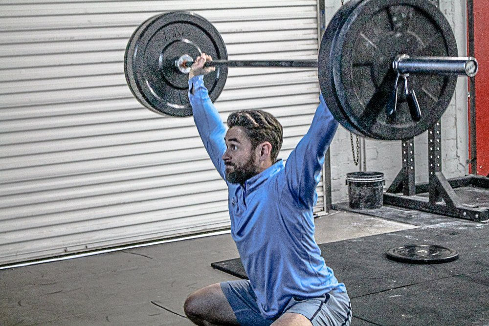 Common Snatch Mistakes in the Set-Up and 1st Pull