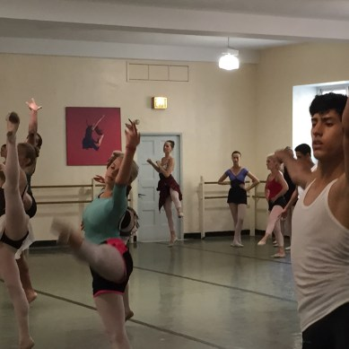 Historic Exchange Continues with Cuba Between Ruth Page Center and Havana's Escuela Nacional de Ballet