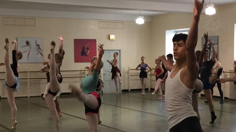 Historic Exchange Continues with Cuba Between Ruth Page Center and Havana's Escuela Nacional de Ballet