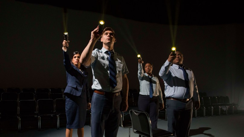 Cast Set for UNITED FLIGHT 232 Remount