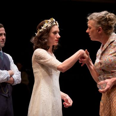 BLOOD WEDDING – a Valiant Effort, but Missed Opportunity