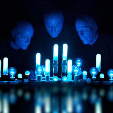 BLUE MAN GROUP Offers Sensory-Friendly Performance October 2nd