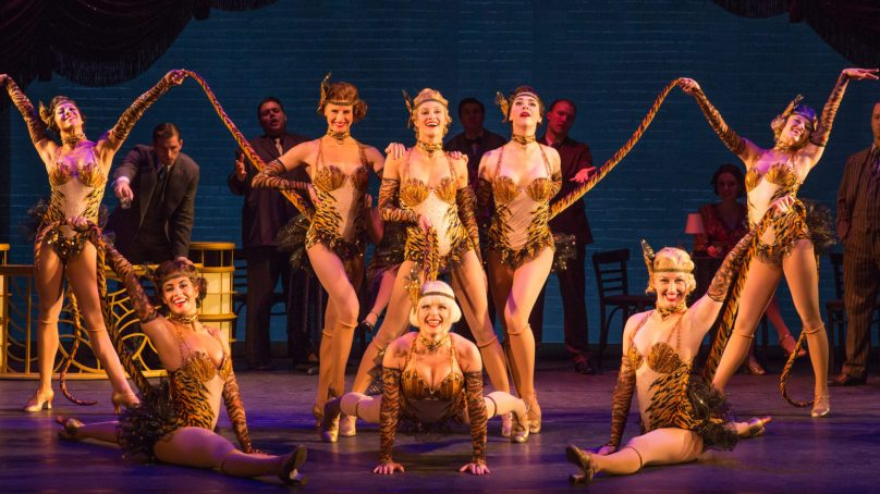 BULLETS OVER BROADWAY Supplies Rip-Roaring 1920s Fun