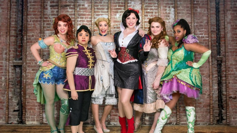 All-Canadian Cast for DISENCHANTED! at Broadway Playhouse Announced