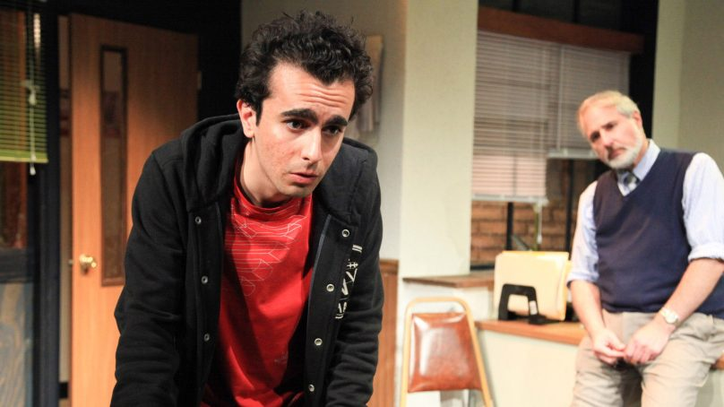 Interrobang's THE NORTH POOL—A Pressure-Cooker of a Play