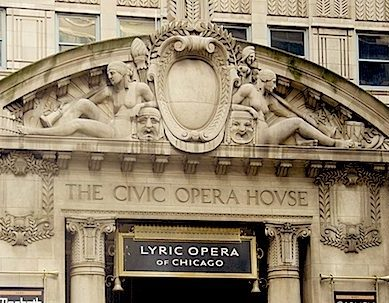 Free or Low Cost Programming Announced for Lyric Opera of Chicago