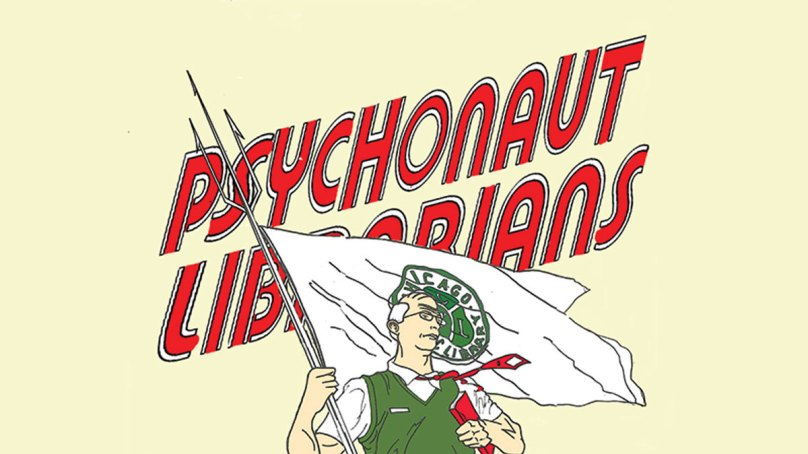 Inside PSYCHONAUT LIBRARIANS Part Two: The Tired Rule