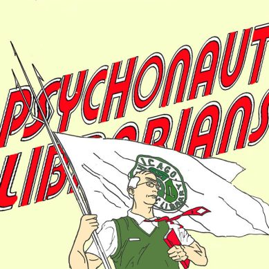Inside PSYCHONAUT LIBRARIANS Part Four: Lighting Is Reality…and Magic