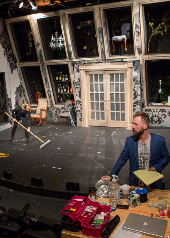 10 OUT OF 12 Tackles Tech Rehearsal with Raw, Exacting Detail