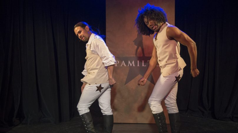 At SPAMILTON, The Laughs Are Non-Stop