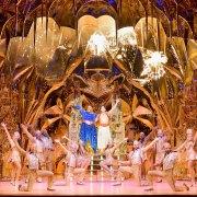 Glitz and Glamor Covers Unfocused Adaptation in Disney's ALADDIN