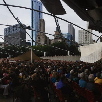 Line-Up Announced for Broadway In Chicago's Summer Concert