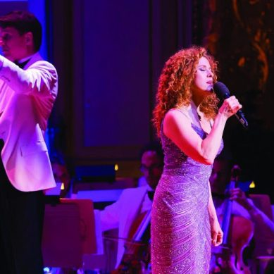 Bernadette Peters and the Boston Pops Dazzle