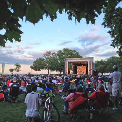 Cast and Schedule Set for Chicago Shakespeare in the Parks Tour
