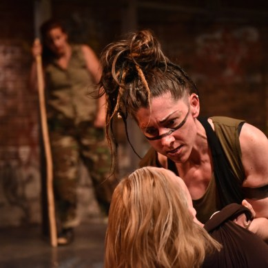 Review: FIGHT CITY at Factory Theatre