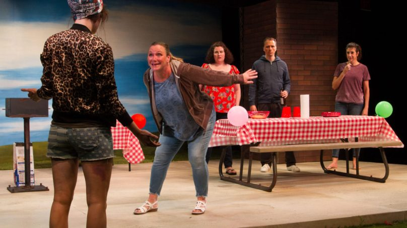 Review BARBECUE – Strawdog at Steppenwolf's 1700 Theater