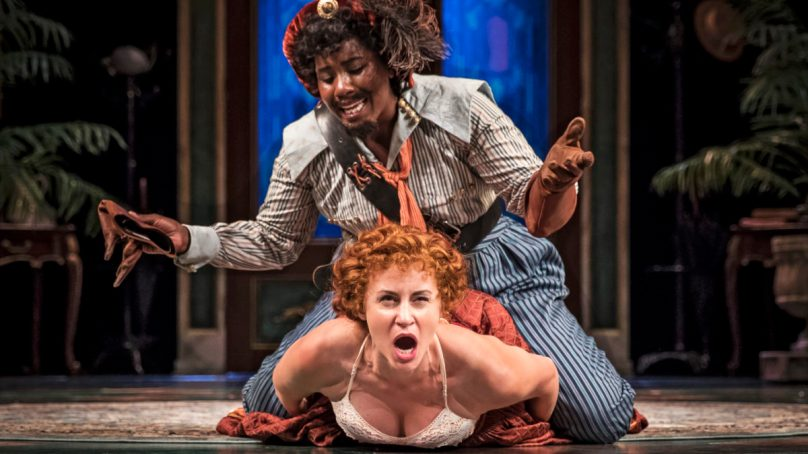 Review: THE TAMING OF THE SHREW at Chicago Shakespeare Theater