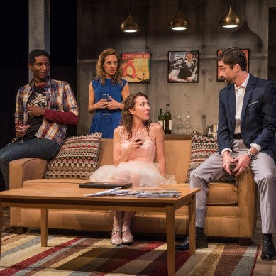 Review: BECKY SHAW at Windy City Playhouse