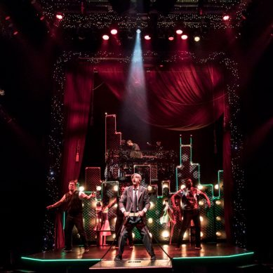 Review: Q Brothers CHRISTMAS CAROL at Chicago Shakespeare Theater