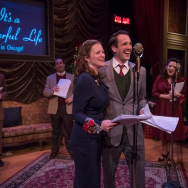 Review: IT'S A WONDERFUL LIFE: LIVE IN CHICAGO! at American Blues Theater