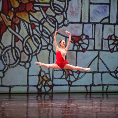 Review: A GOLDEN CELEBRATION OF DANCE at the Auditorium Theatre